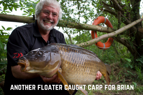 Floater Fishing Carp Brian Skoyles