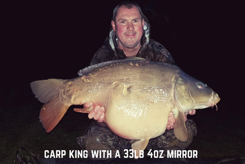 Great news from Iktus Ruffaud: A 70.5lb mirror carp and many ...