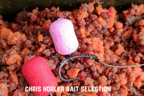 Chris Horler Bait Selection