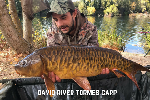 David River Tormes River Carp