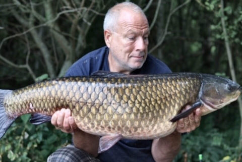 Mark Morgan Grass Carp