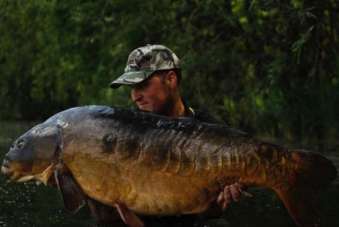 Craig Runham and Carp