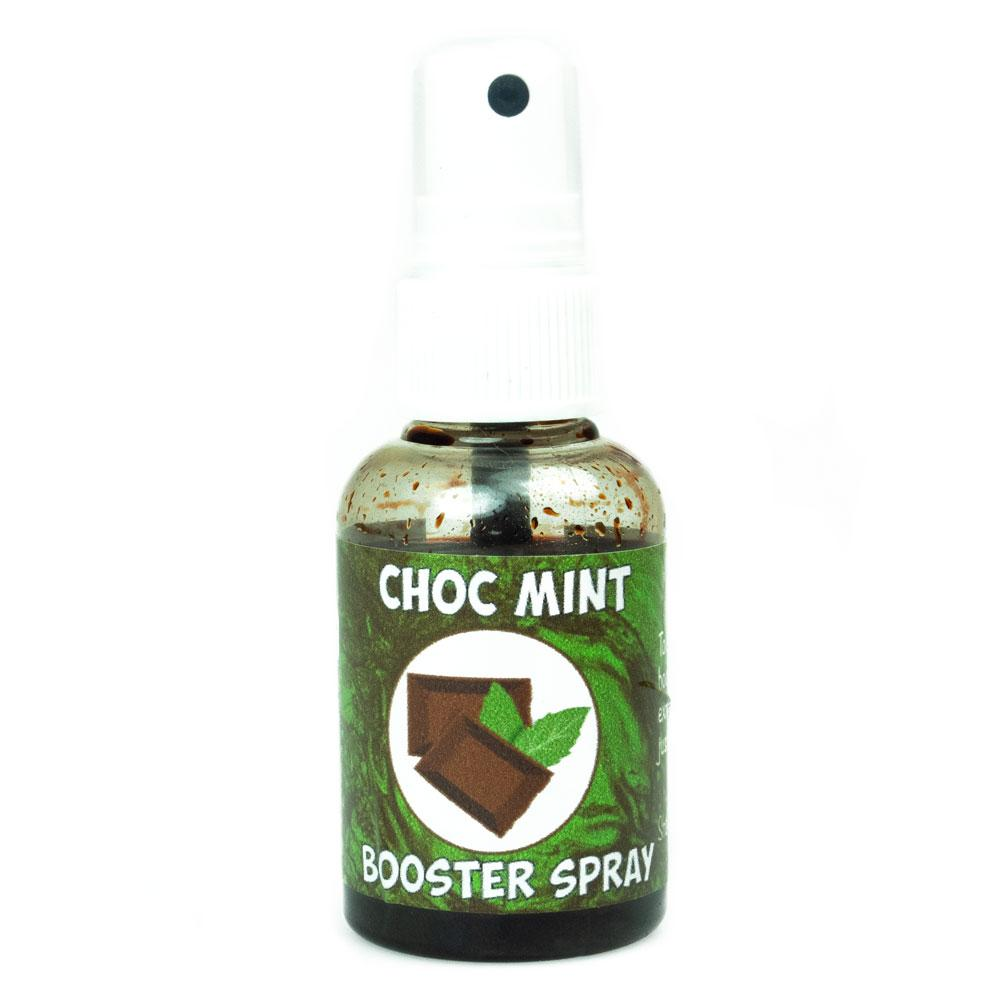 Hinders Choc Mint Booster Spray 50ml