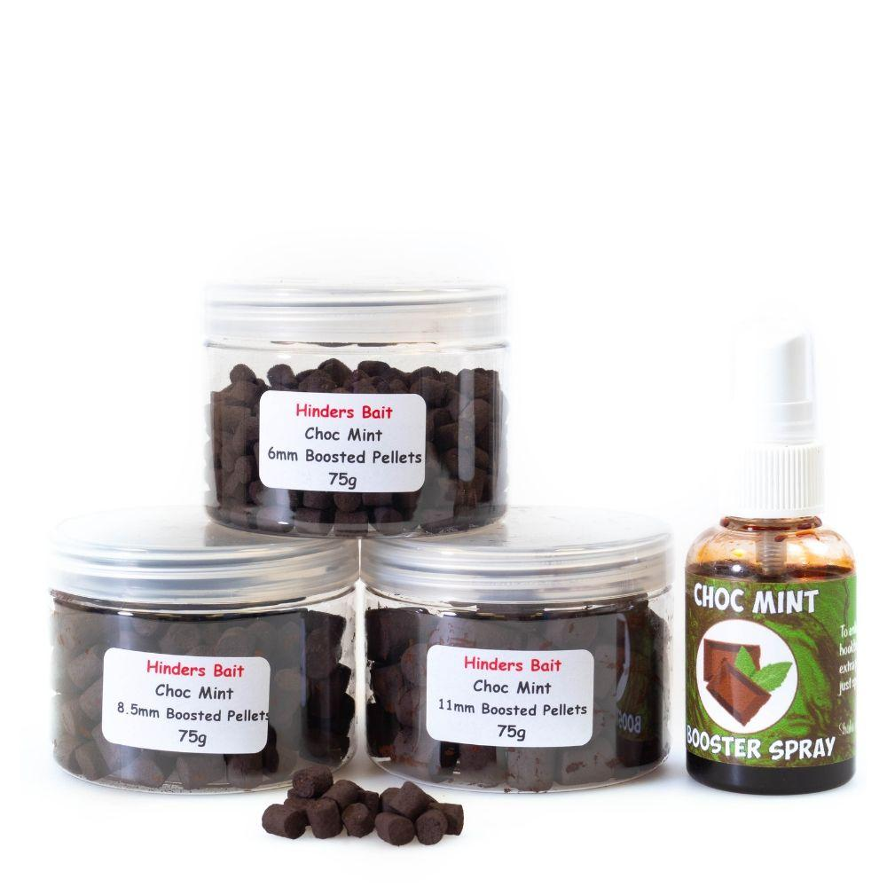 Hinders Chocolate Boosted Pellet Bundle with FREE Postage