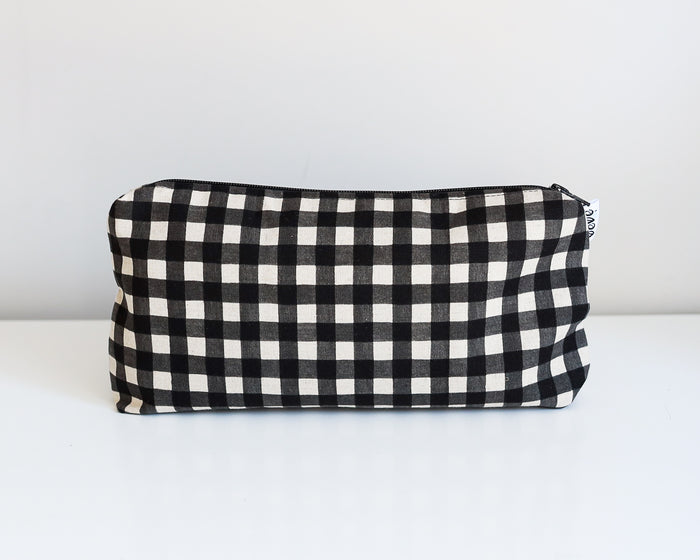 Carry All Purse - Gingham