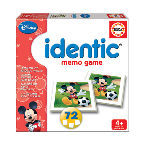 Educa Identic La Casa de Mickey Mouse