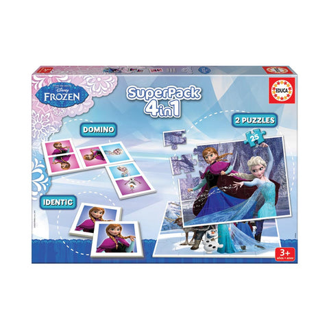 Educa  Superpack Frozen