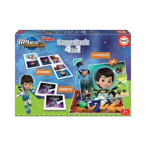 Educa Superpack Disney Miles