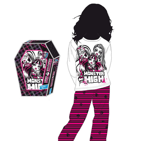 pijamas de los niños Monster High Tam. 14