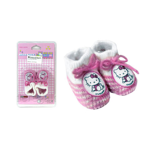 Bebé zapatillas de Hello Kitty Tam. Unica
