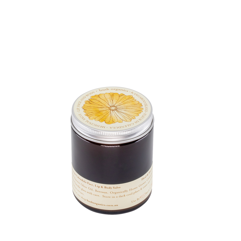 Fleur de Calendula Lip, Face & Body Salve - 175ml