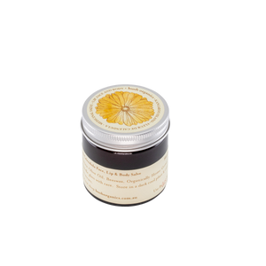 Fleur de Calendula Lip, Face & Body Salve - 60ml