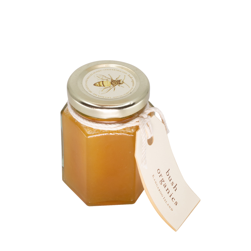 Raw Organic Honey, Melaleuca and Malee - 150ml