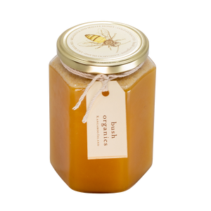 Raw Organic Honey, Melaleuca & Mallee 1kg SOLD OUT