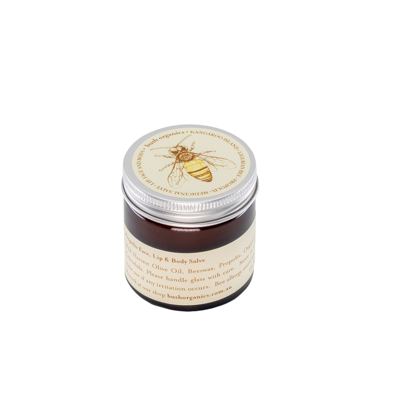Propolis Lip, Face & Body Salve - 60ml
