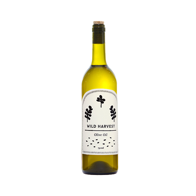 Wild Harvest Olive Oil - Black