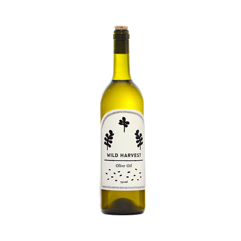 Wild Harvest Olive Oil - Black Label