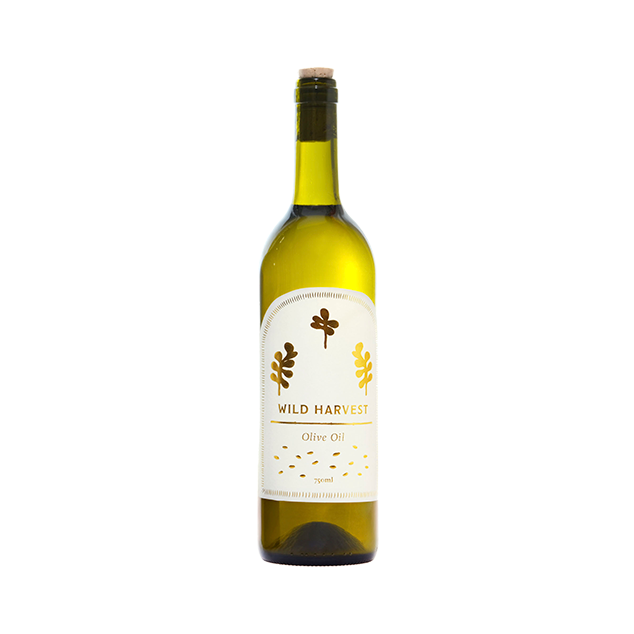 Wild Harvest Olive Oil - Gold