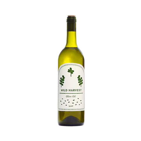 Wild Harvest Olive Oil - Green Label