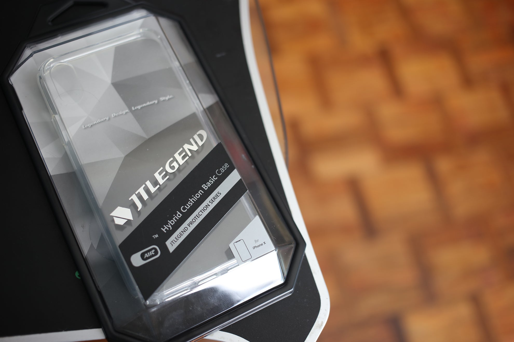 JT Legend Hybrid Cushion Basic iPhone Case Review