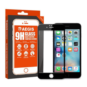 Aegis Full Covered Tempered Glass for iPhone 6/6S - Case Studio