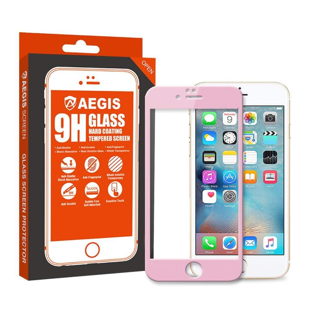 Aegis Heat Bended Glass for iPhone 6/6S - Case Studio