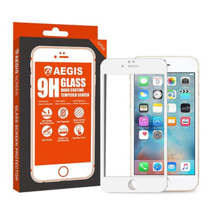 AEGIS Heat Bended Glass Screen Protector iPhone 7/8 - Case Studio