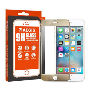 Aegis Titanium Alloy Tempered Glass Screen Protector for iPhone 6/6S Plus - Case Studio