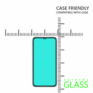 AMAZINGthing  SupremeGlass for iPhone X / XS 2.5D Full Covered - Case Studio