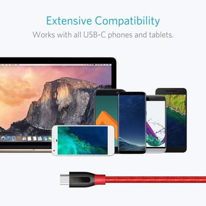 ANKER Powerline+ USB-C to USB 3.0 (3ft) Cable - Case Studio