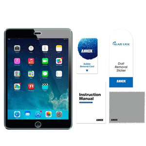 ANKER Premium Tempered Glass for iPad Mini 3,2,1 - Case Studio