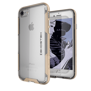 GHOSTEK Cloak 3 for iPhone 7/8 - Case Studio