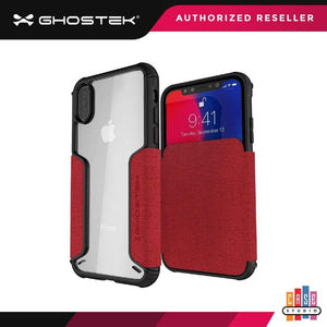 GHOSTEK Exec 3-iPhone X / XS Case