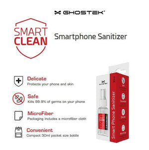 GHOSTEK Phone Sanitizer and Cleaner Spray