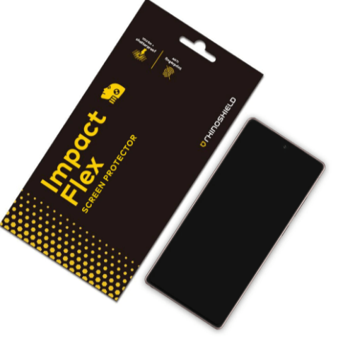 RhinoShield Impact Flex Screen Protector - Samsung Galaxy Note 20 (Front)