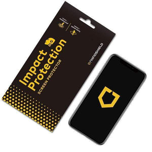 RHINOSHIELD Screen Protector Impact Protection for iPhone XR (Front Only) - Clear - Case Studio