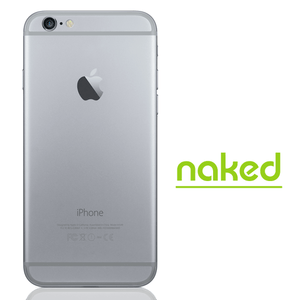 Slickwraps Naked Wraps for iPhone 6/6S Plus - Case Studio