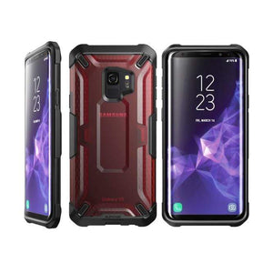 SUPCASE Unicorn Beetle Hybrid Clear Case for Galaxy S9 - Case Studio