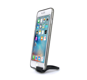 Tunewear Eggshell Case for iPhone 6/6S Plus with Ring Strap Included - Case Studio