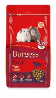 Burgess Rat Nuggets