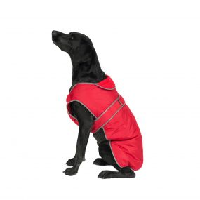Stormguard All Weather Coat Red