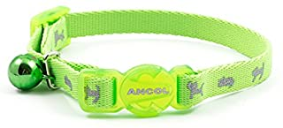 Ancol Reflective Cat Collar with bell