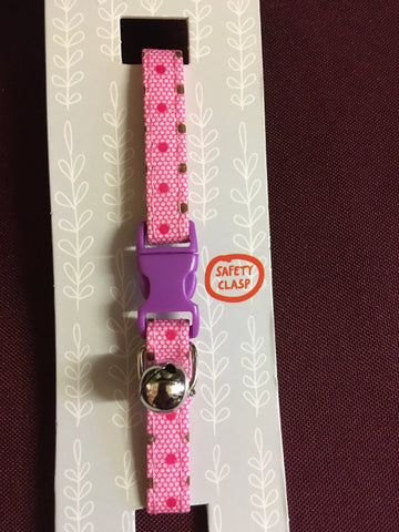 Cat Circus Polka Dot Collars