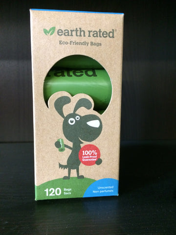 Earth Rated Poo Bags