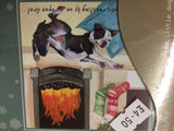 Dog Christmas Coasters