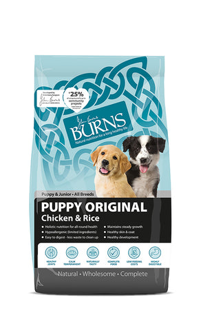 Burns Puppy Original Chicken 2kg