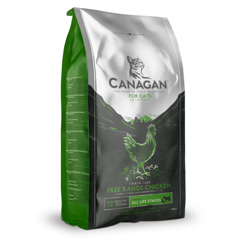 Canagan Free-Run Chicken for Cats (Dry)
