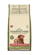 Harringtons Beef and Rice 2 kg