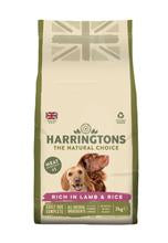 Harringtons Dog Dry Lamb/Rice 2kg