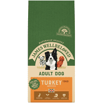 Wellbeloved Turkey & Rice Adult Dog 2kg